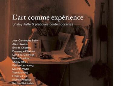 Beautés, L'Art comme expérience, Shilrey Jaffe & pratiques contemporaines, Lienart (couverture)