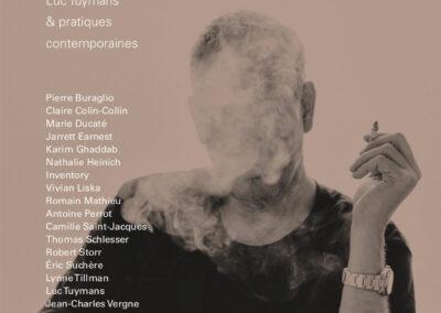 Beautés, Le Motif politique, Luc Tuymans & pratiques contemporaines, Galerie Jean Fournier / FRAC Auvergne (couverture)
