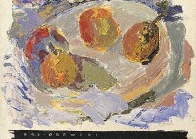 Éric Suchère, Gasioroswki, Académie Worosis Kiga, Maeght (couverture)
