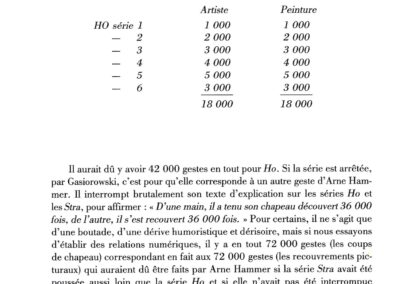 Éric Suchère, Gasioroswki, Académie Worosis Kiga, Maeght (p. 22)