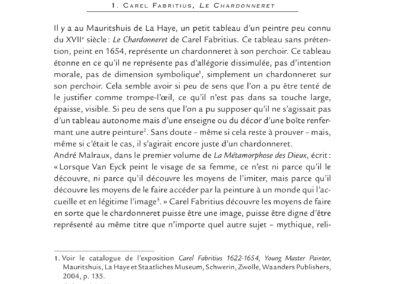 Éric Suchère, Symptômes, L'Atelier contemporain (p. 133)