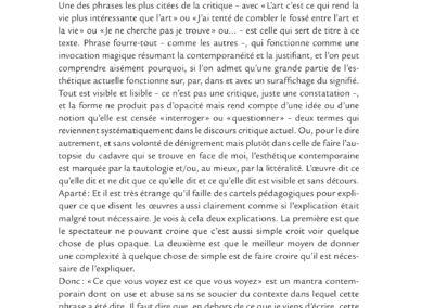 Éric Suchère, Symptômes, L'Atelier contemporain (p. 151)
