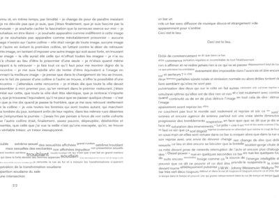 Éric Suchère, Le Motif albertine, MeMo (p. 22-23)