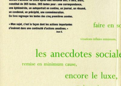 Éric Suchère, Lent, Le Bleu du ciel (4e de couverture)