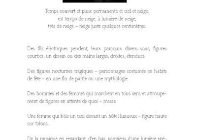 Éric Suchère, Variable, Argol (p. 11)