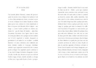Éric Suchère, Aérien, Argol (p. 14-15)
