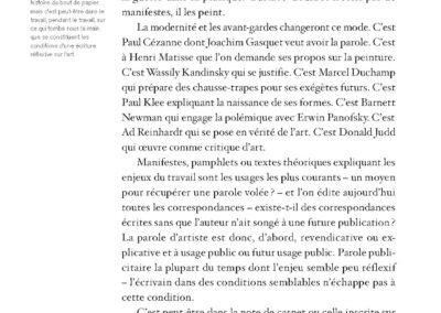 Collectif, Artistes ou lettrés, Mac Devade & pratiques contemporaines (p. 128)