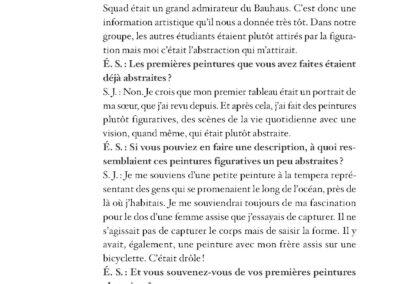Collectif, L'Art comme expérience, Shirley Jaffe & pratiques contemporaines (p. 70)