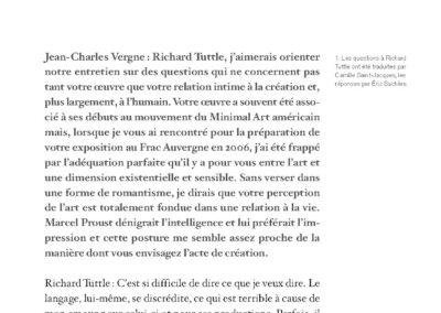 Collectif, Le Geste à l'œuvre, Richard Tuttle & pratiques contemporaines (p. 167)