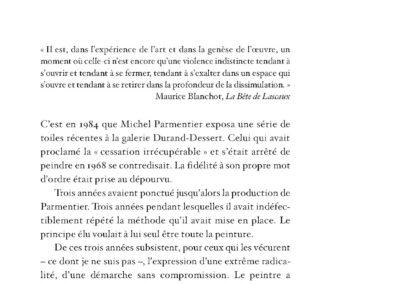 Collectif, Une rose est une rose, Michel Parmentier & pratiques contemporaines (p. 115)