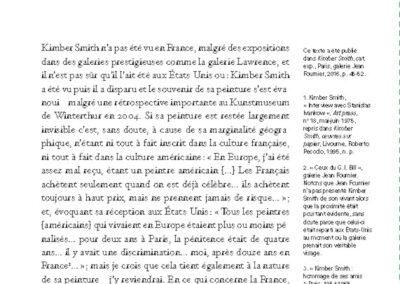 Éric Suchère, Motifs & partis pris (p. 35)