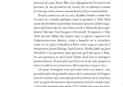 Éric Suchère, Motifs & partis pris (p. 36)