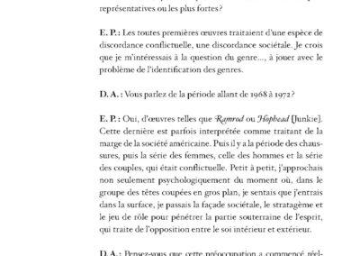 Collectif, La Transgression en question, Ed Paschke & pratiques contemporaines (p. 102)