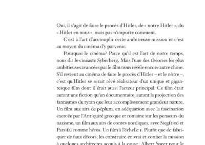 Fabrice Lauterjung, Exercices d'exorcismes (p. 72)