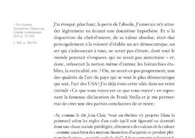 Camille Saint-Jacques et Éric Suchère, Le Chef-d'œuvre inutile (p. 98)