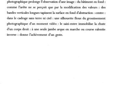 Éric Suchère, Lent (p. 72)