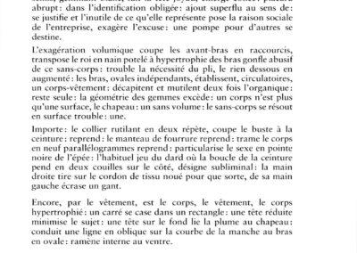 Éric Suchère, Résume antérieur (p. 25)